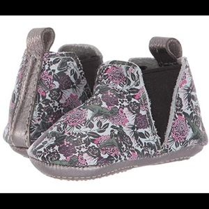 NEW! Freshly Picked Floral Chelsea Boot Mini Soles